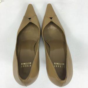 STUART WEITZMAN Shoes - STUART WEITZMAN neutral pump heels 8M